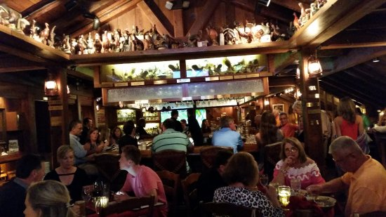 Country Store - Picture of The Angus Barn, Raleigh ...