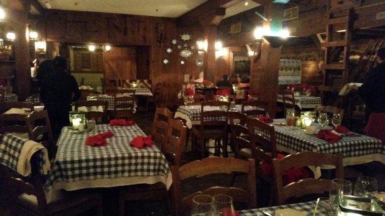 Seating - Picture of The Angus Barn, Raleigh - Tripadvisor