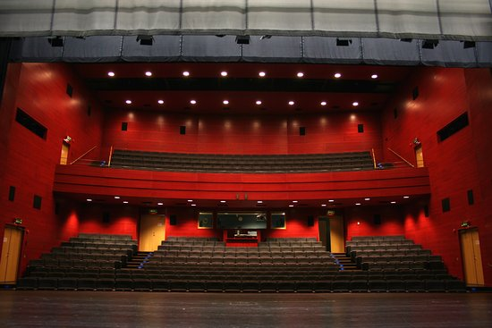 Hassleholm, Swedia: Röda salongen, Hässleholm Kulturhus