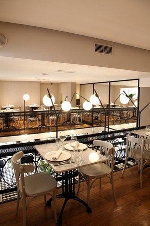 restaurante casa gades en madrid con cocina italiana