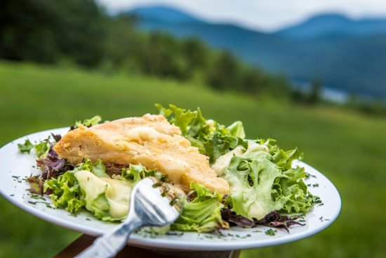 North River, NY: The Pie and The View