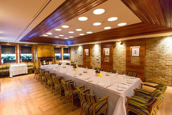 Humidor: private room #2, max. 40 guests. View 2 more private ...