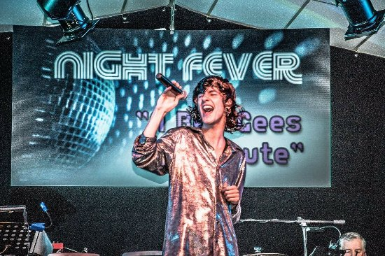 Grand Falls Windsor, Kanada: Bee Gee's Show 2017