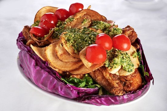 Tujague's Restaurant : Chicken Bonne Femme