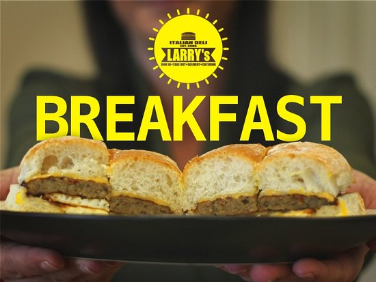 """Bunnell, FL: Breakfast served all day! Omelets, breakfast sandwiches, our own """"Happy breakfast bowl"""" and more"""