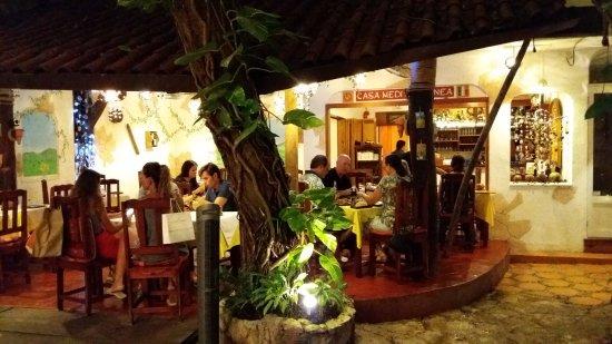 Casa Mediterranea: cena tra amici