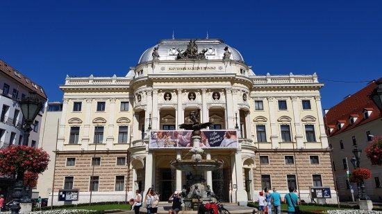 منطقة براتيسلافا, سلوفاكيا: Divadlo Nova Scena