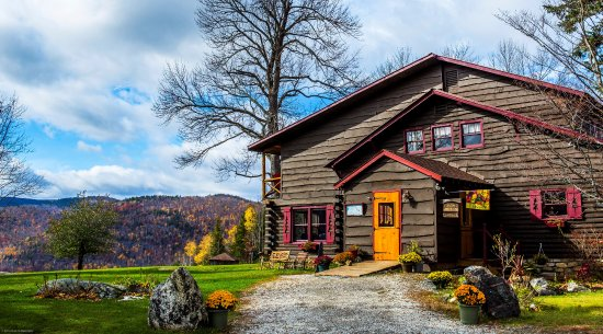 North River, NY: Garnet Hill Lodge and Log House Restaurant