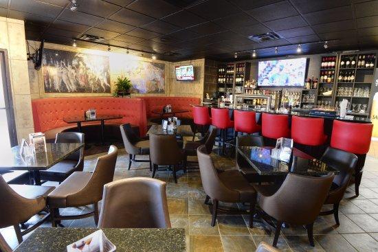 Symposium Cafe Restaurant Lounge Style Seating