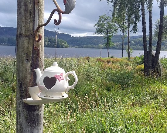 The Wee Blether Tea Room Aberfoyle