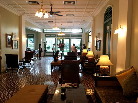 The Majestic Malacca: Lobby