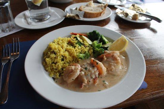 Lucas Wharf Restaurant Photo