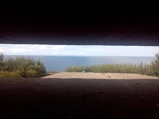 Longues-sur-Mer, Francia: baterias