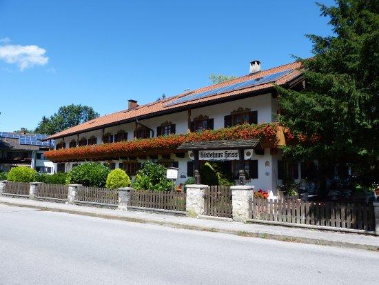 Hotel Garni Heiss Lenggries