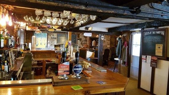 Dorstone, UK: Bar