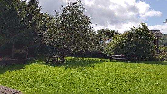 Dorstone, UK: Garden