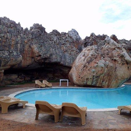 Kagga Kamma Nature Reserve: Pool area