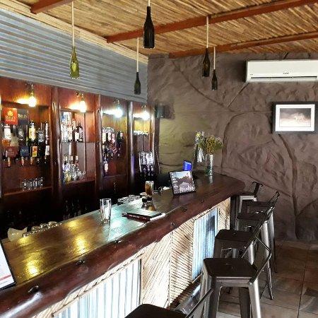 Kagga Kamma Nature Reserve: Bar area