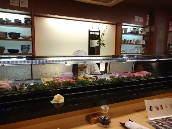 Sushi Ippei : pesci