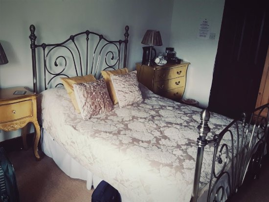 the old silent inn: Bedroom no 10