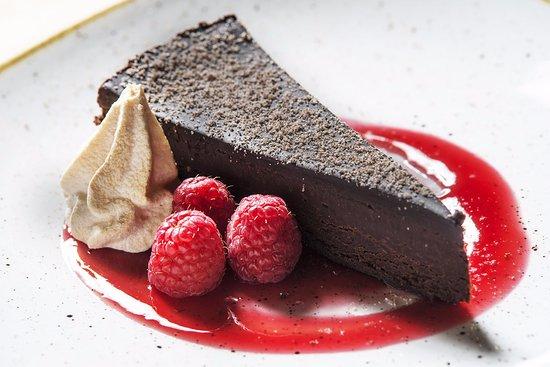 Flourless Chocolate Cake San Francisco