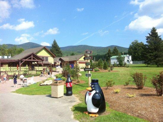 Гленвью, Нью-Гэмпшир: Storyland in summer!