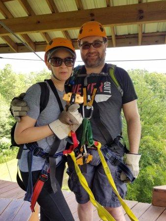 Long Creek, Carolina del Sud: Rockin it in the trees!