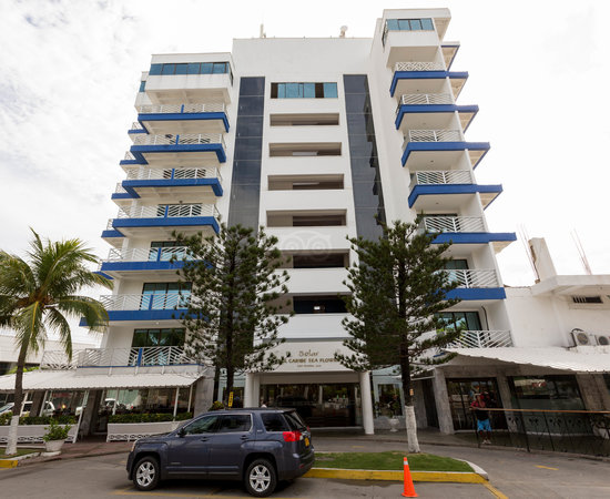 Sol caribe sea flower hotel san andres for Sol caribe sea flower san andres