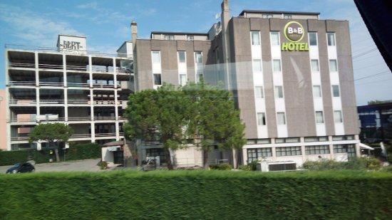 B And B Hotel Verona Sud Via Enrico Fermi