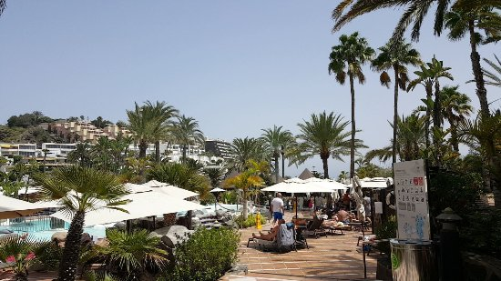 Corallium Beach By Lopesan Hotels: top pool in day_large.jpg