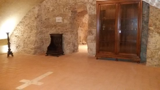 Cripta San Jacopo Livorno