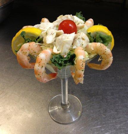 Prairieville, LA: Shrimp And Crab Cocktail