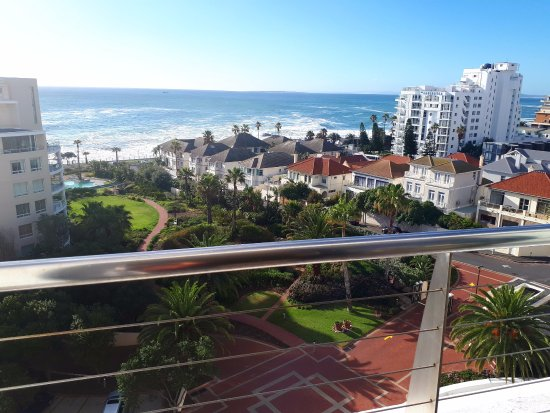 Bantry Bay, Sudáfrica: Two Bedroom Room on 6th floor