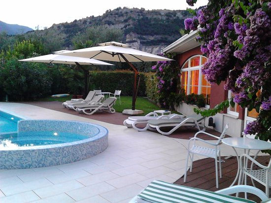 Hotel Villa Rosa Torbole Recenze Tripadvisor