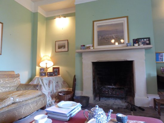 Much Marcle, UK: Guests' sitting room.