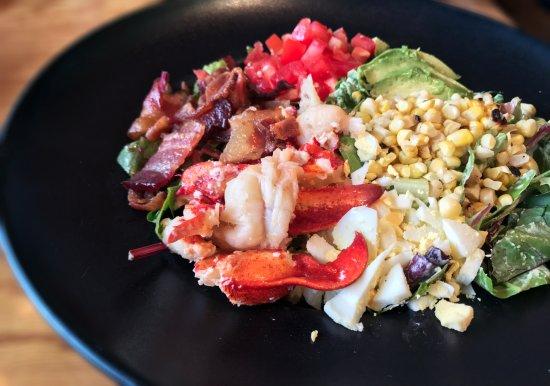 Merrimack, NH: Lobster Cobb Salad