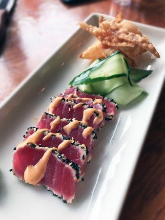 Merrimack, NH: Sesame Seared Tuna