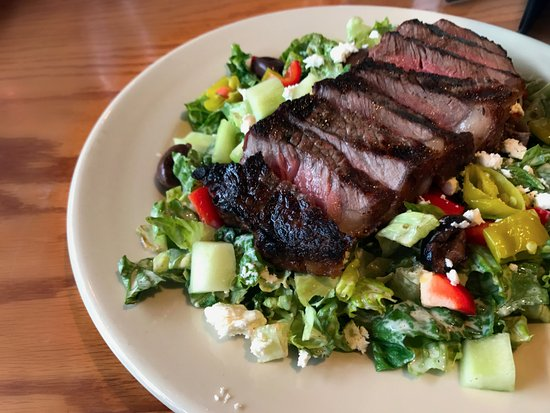 Merrimack, NH: Steak Salad