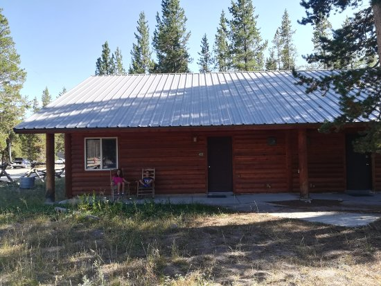 Photo de headwaters lodge cabins at flagg for Headwaters cabins gran teton recensioni