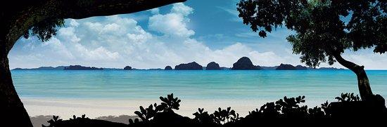ทับแขกกระบี่บูติค รีสอร์ท: Beach