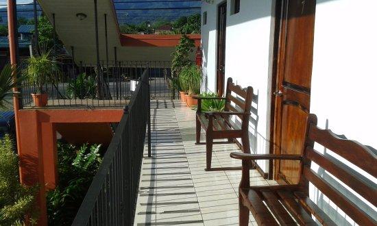 Hotel Vista del Cerro: Segundo piso