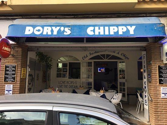 Restaurante dory 39 s chippy en fuengirola con cocina otras - Cocinas fuengirola ...