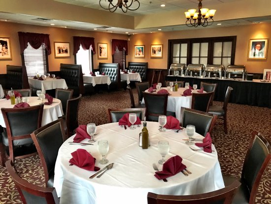 Buzzards Bay, MA: Banquet Room