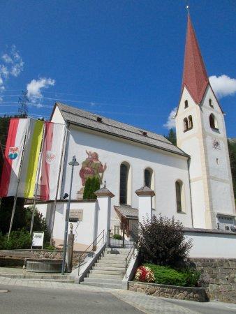 Die Kirche von St. Jakob