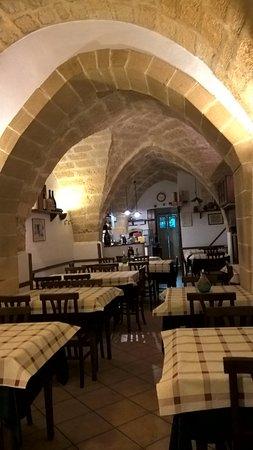 Pizzeria vecchia borgata serrano restaurant avis for Sala pranzo vecchia