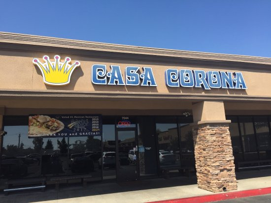 Casa corona restaurant coupons