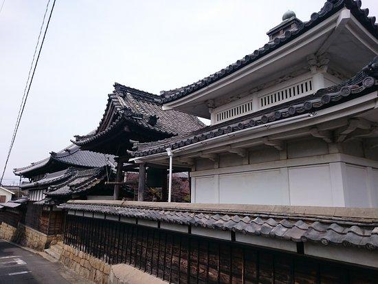 Nishio, Japan: 唯法寺