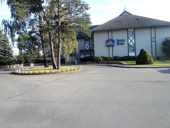 Best Western Airport Hotel Mara: IMG_20170829_180704163_large.jpg