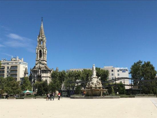 Igreja picture of esplanade charles de gaulle nimes tripadvisor - Esplanade charles de gaulle ...