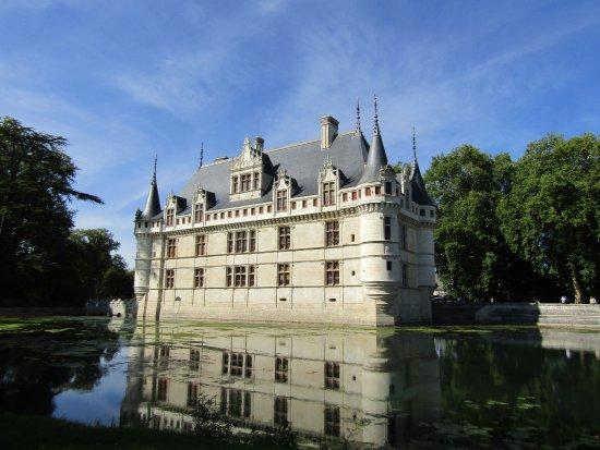 Castillo picture of chateau of azay le rideau azay le rideau tripadvisor - Castillo de azay le rideau ...